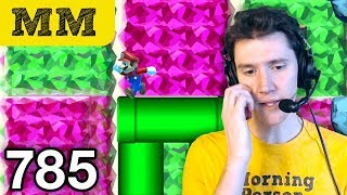 Morning Mario #785 • [1YMM] Camouflage Crystal Cave