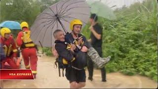 Nhật Bản, Trung Quốc: Lũ lụt, thiệt hại nặng về người và của (VOA)
