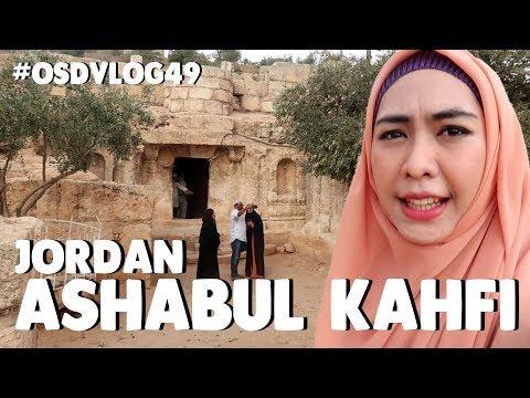 Gua Tempat 7 Pemuda Tidur 309 Tahun. Ashabul Kahfi! | #OSDVLOG49