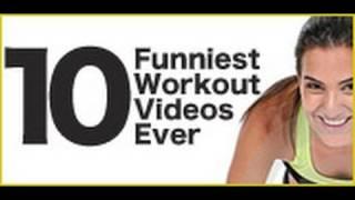 10 Funniest Workout Videos