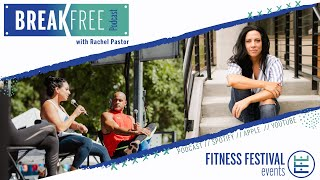 Break Free Podcast- Episode 16- Rachel Pastor
