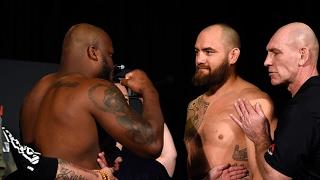 UFC Halifax: Encarada entre Derrick Lewis e Travis Browne