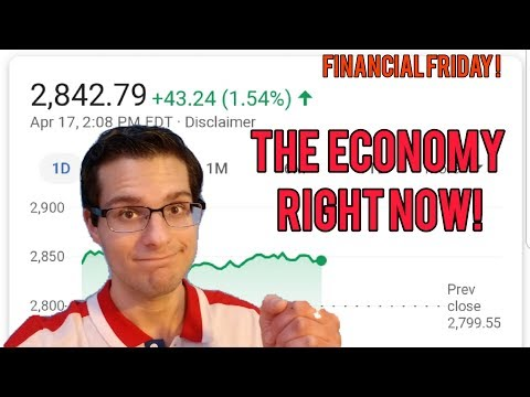 The Economy Right Now!!! | Financial Friday | Wealth not Weight