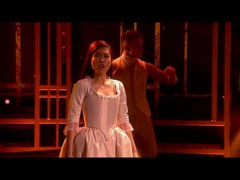 Hamilton London - 2018 Olivier Awards Performance