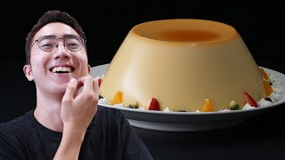 Behind Tasty: Giant Pudding
