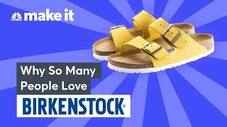 How Birkenstock Became A Cult Classic