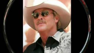 "Alan Jackson -  ""Nothing sure looked good on you"""