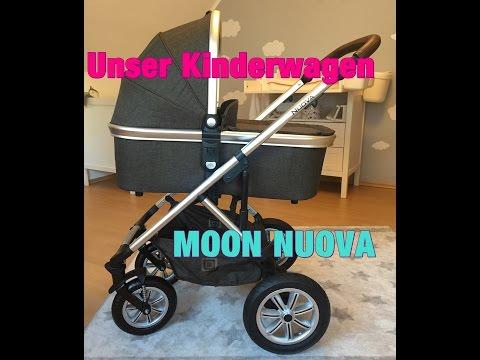 Unser Kinderwagen MOON NUOVA | Vorstellung | Lisi Schnisi