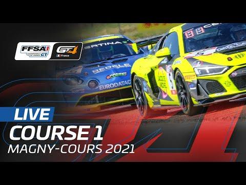 ブランパンGTマグニーコース Race1ライブ配信動画