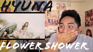 First Time Reaction To Hyuna 'Flower Shower' Mv (her Smile..)
