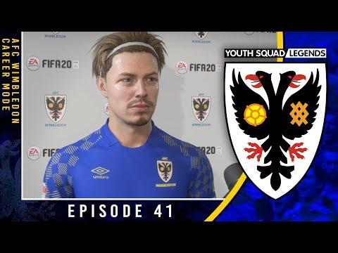 FIFA 20 Youth Academy Career Mode | HE'S BLOWN IT! | AFC Wimbledon (Ep 41)