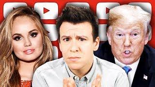 Donald Trump's Disgusting Puerto Rico Conspiracy, Hurricane Florence, Debby Ryan, Rihanna & More