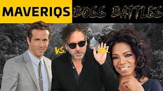 Maveriqs Boss Battles - Episode 11 - Choose anyone to be your Creative Director, who do you pick?
