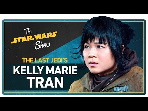 Kelly Marie Tran's The Last Jedi Prank and Google Home's Star Wars Trivia BTS