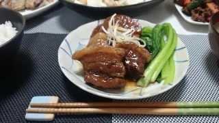 「圧力鍋不要で簡単♫豚の角煮」🍳男子kitchen🍳~ケンタロウのおうちごはん~