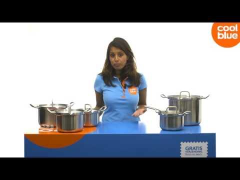 BK Qlinair Master Pannenset Productvideo
