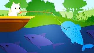 We BOUGHT A BOAT! - Cat Goes Fishing Gameplay
