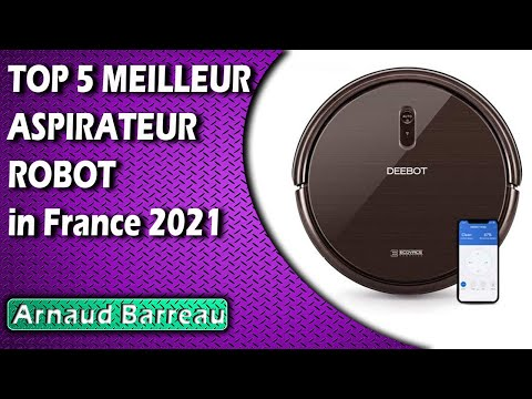 TOP 5 MEILLEUR ASPIRATEUR ROBOT in France 2021