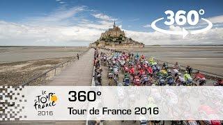 [Video 360°] Revivez le départ du Tour à 360° - Tour de France 2016