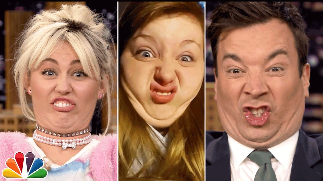 Funny Face Off with Miley Cyrus thumbnail