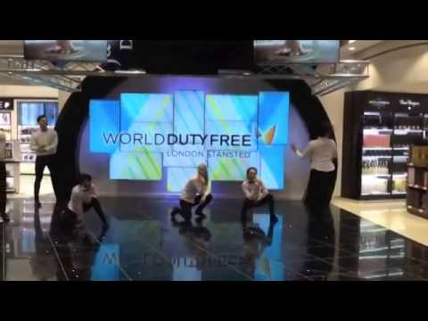 Commercial Street Dancers Video