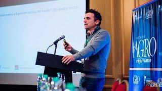 Juan Pablo Ioele - Jefe AER Corral de Bustos del INTA