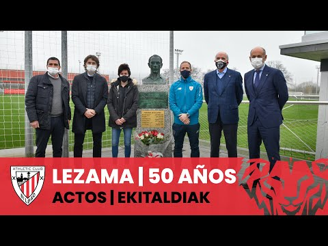 Lezama | 50 urte | Actos conmemorativos – Ekitaldiak