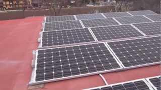 preview picture of video 'Metan Tecno - Impianto fotovoltaico 5kWp Marigliano (NA)'