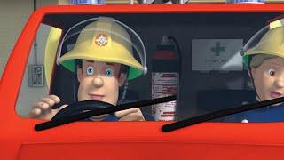 Feuerwehrmann Sam ⭐️Sams spezielles Rettungsauto! 🔥Sam rettet den Tag! 🌟 Cartoons für Kinder