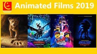 Animated Films 2019 | Entertainment Weekypedia