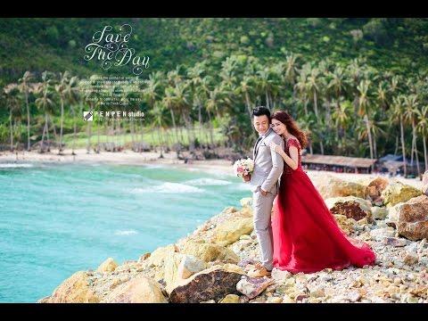 Clip cưới Flycam Nam Du đẹp ngất ngây