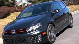 RoadflyTV - 2010 Volkswagen Golf GTI review and test drive