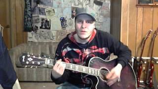 Commodore - Joshua James (Acoustic Cover)