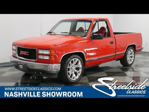 Video of '88 Chevrolet K-1500 Offered by Streetside Classics - Nashville - QQDV