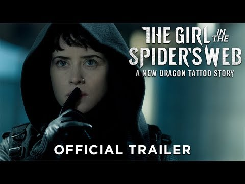 The Girl in the Spider's Web (Trailer 2)