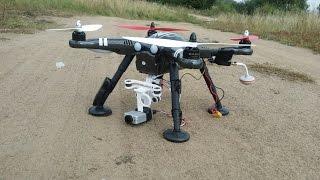 Квадрокоптер XK DETECT X380 с FPV на борту... дальность полета