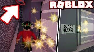 Glitching Into The Bank S Secret Escape Roblox Jailbreak
