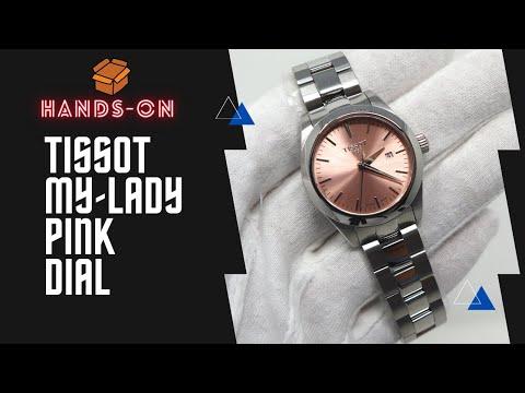 Tissot T-My Lady T1320101133100