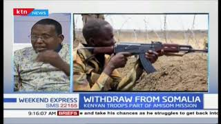 Is withdrawal of Kenyan troops from Somalia a viable option?