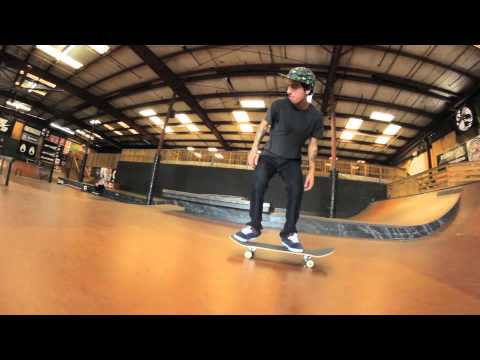 Abdias Rivera: 10 Tricks and Two Cents at Skatepark of Tampa