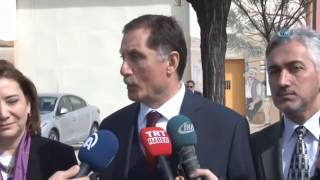 Başdenetçi Malkoç, 8 Mart Dünya Kadınlar Günü kapsamında kadın personeliyle bir araya geldi