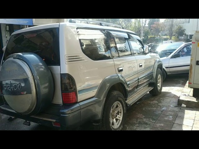 Toyota Prado TZ 3.0D 1996 for Sale in Islamabad