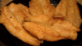 The Worlds BEST Fried FISH Recipe: How To Fry Fried Fish