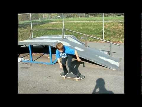 Nick Erickson Hubbardston Skatepark Edit