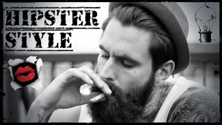 Le Style HIPSTER Homme, Ou Lart Du Recyclage
