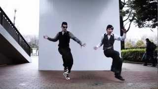 【鷹文と13】Happy Synth ハッピーシンセサイザをLockinで踊ってみようとしたHD