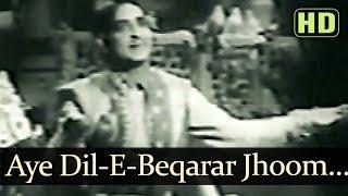 Aye Dil-E-Beqaraar Jhoom - Shahjehan Songs   - YouTube