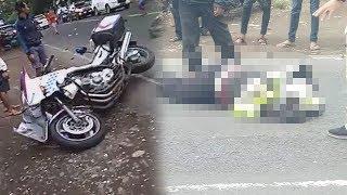 Polisi Tewas Kecelakaan saat Bertugas Mengawal Iring-iringan Mobil Fortuner di Malang