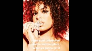 Jordin Sparks - Walking On Snow Lyrics HQ
