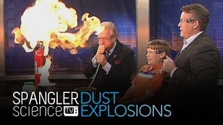 Dust Explosions - Cool Science Experiment